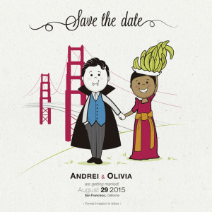 save the date olivia2